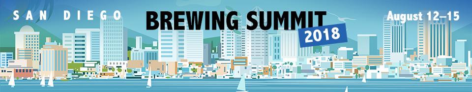 Brewing Summit 2018